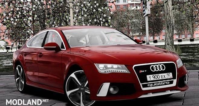 Audi RS7 Sportback 2013 [1.5.9]